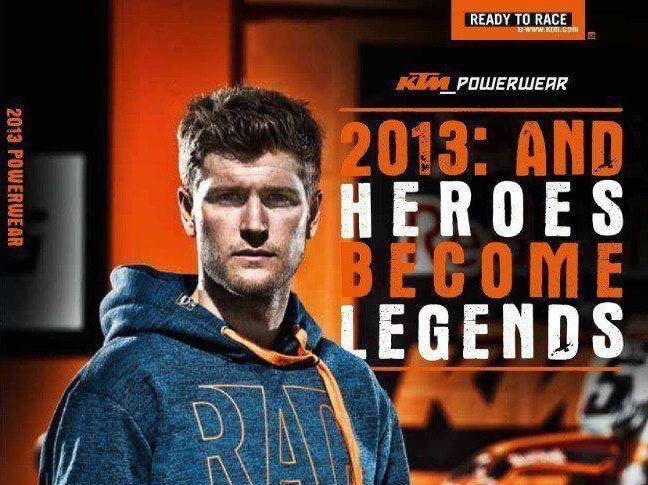 2013 And Heroes Become Legends